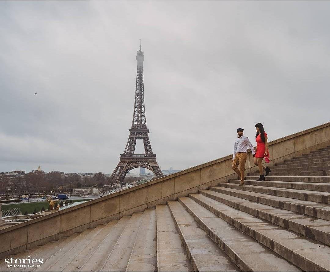 Romantic Honeymoon destination Paris