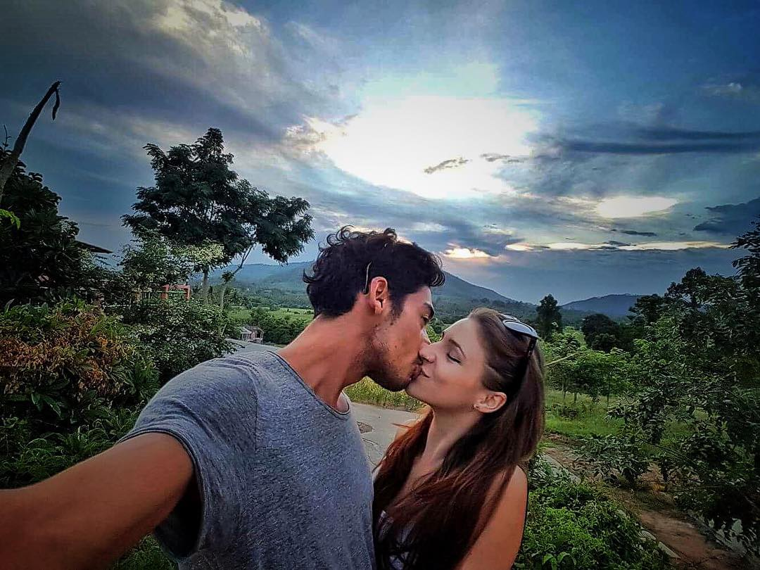 Popular Honeymoon destination kosamui