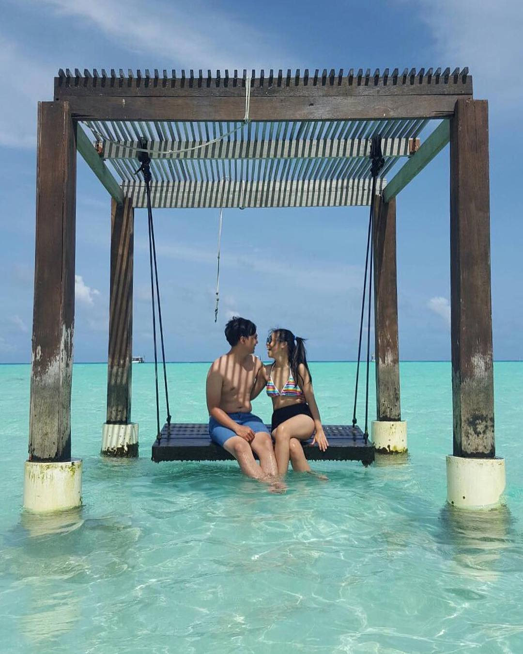 Romantic Honeymoon Destination Maldives