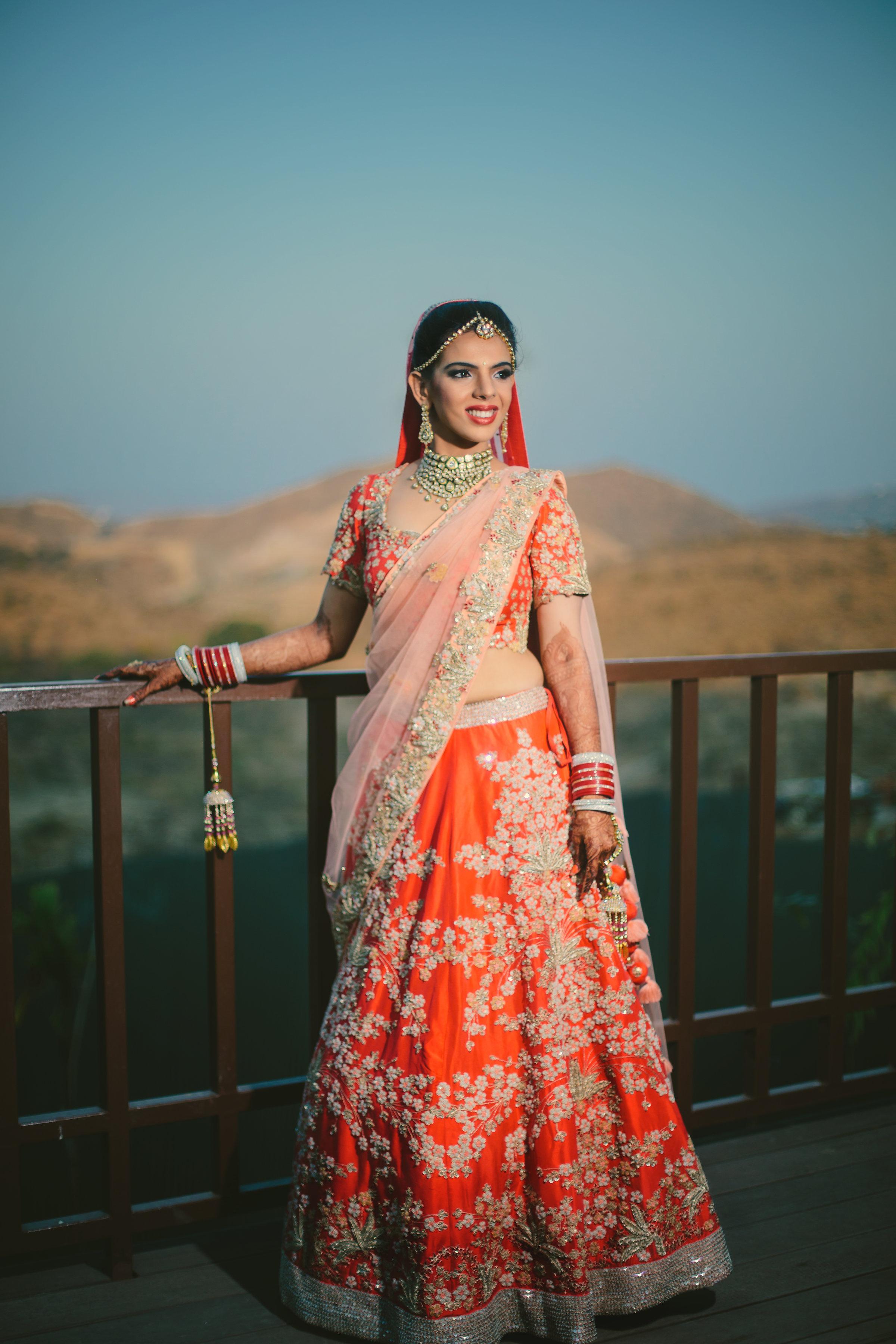 Pretty Bridal Lehenga
