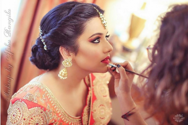Bridal Makeup Tips And Tricks : Bridal Makeup Tips And Tricks You Just Cant Miss!