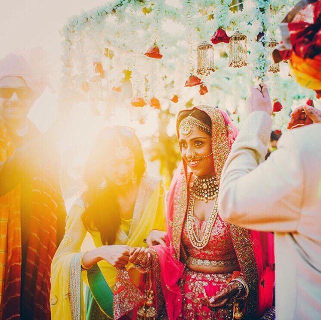 Wedding Photography Poses - Bridal Entry