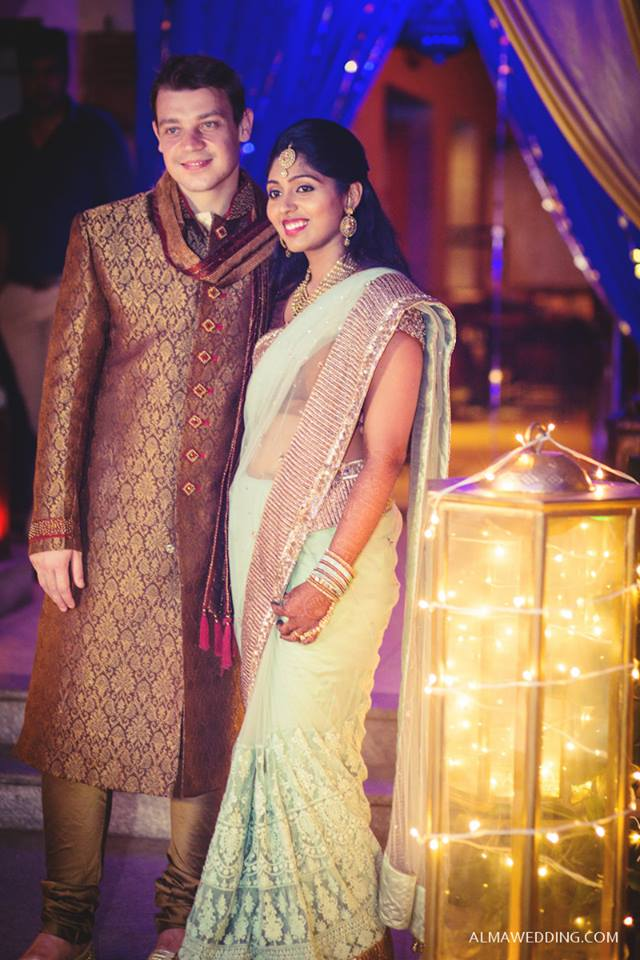 Real Wedding - Anasuya Weds Ben