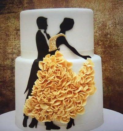 Wedding Desserts Cake
