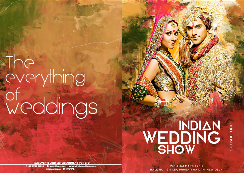 Hold Your Breath For Indian Wedding Show The Biggest Exhibition In India