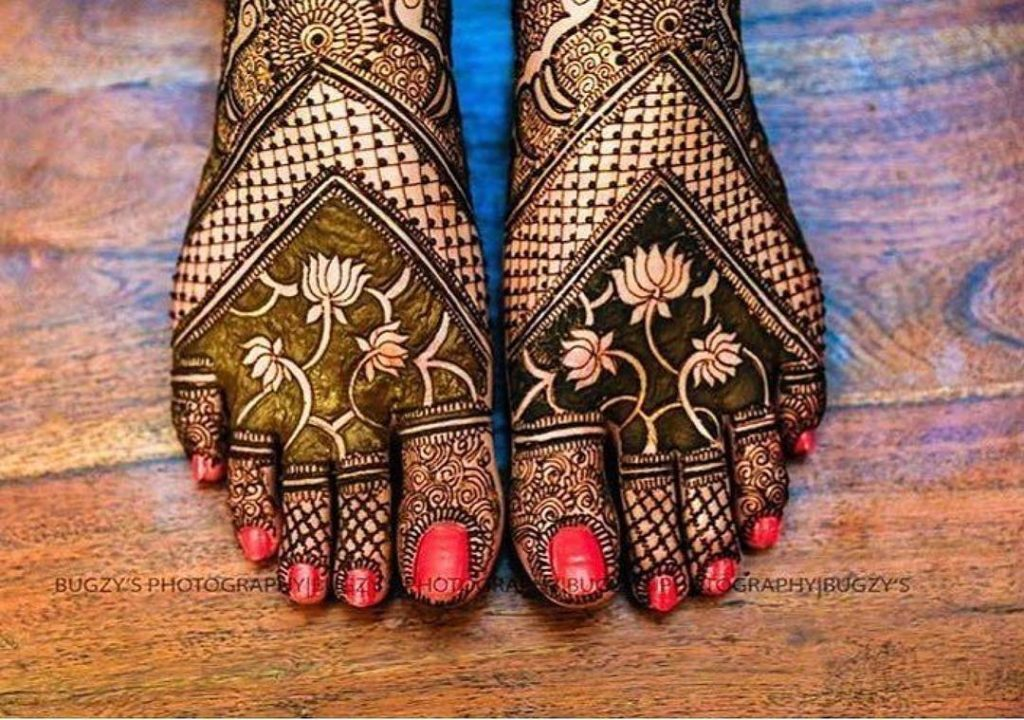 Mehndi Designs Roll : Bridal mehndi designs you just can t miss for your big day