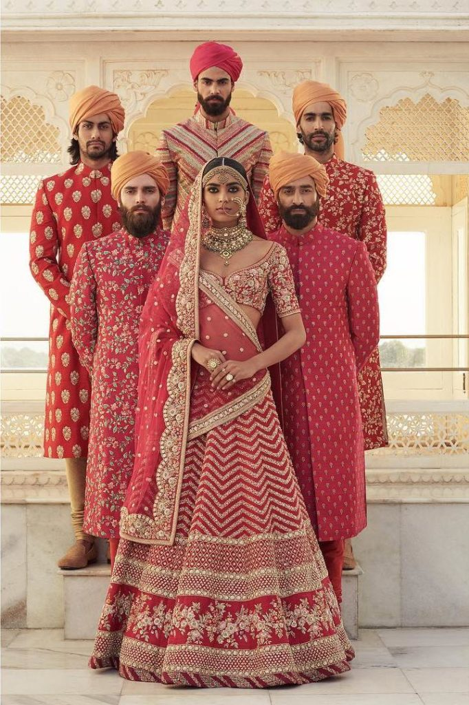 Sabyasachi Latest Collection