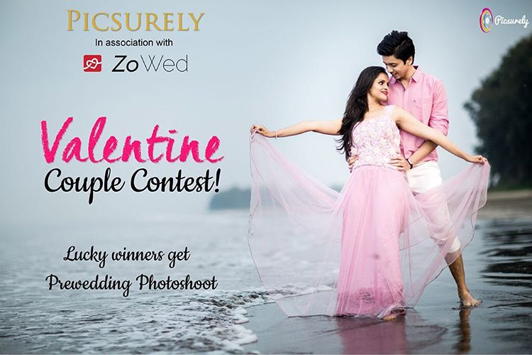 Romantic Giveaway Alert Valentine S Day Couple Photoshoot Contest