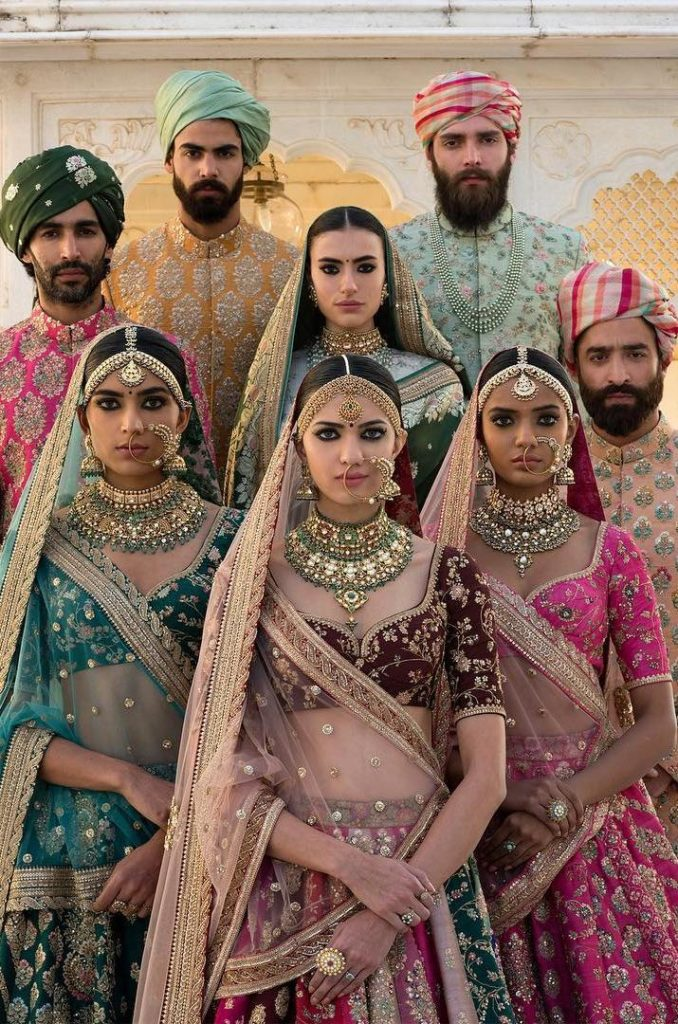 Latest Sabyasachi Collection Udaipur Collection 2017