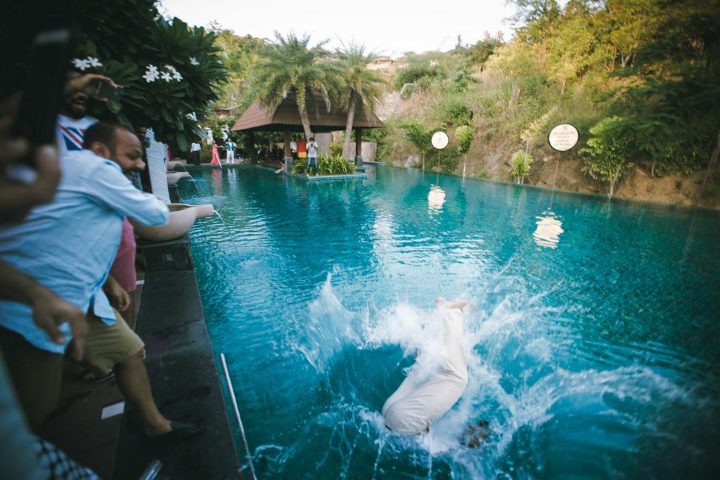 Wedding Ideas pool party