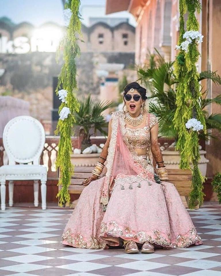 Bride Swag