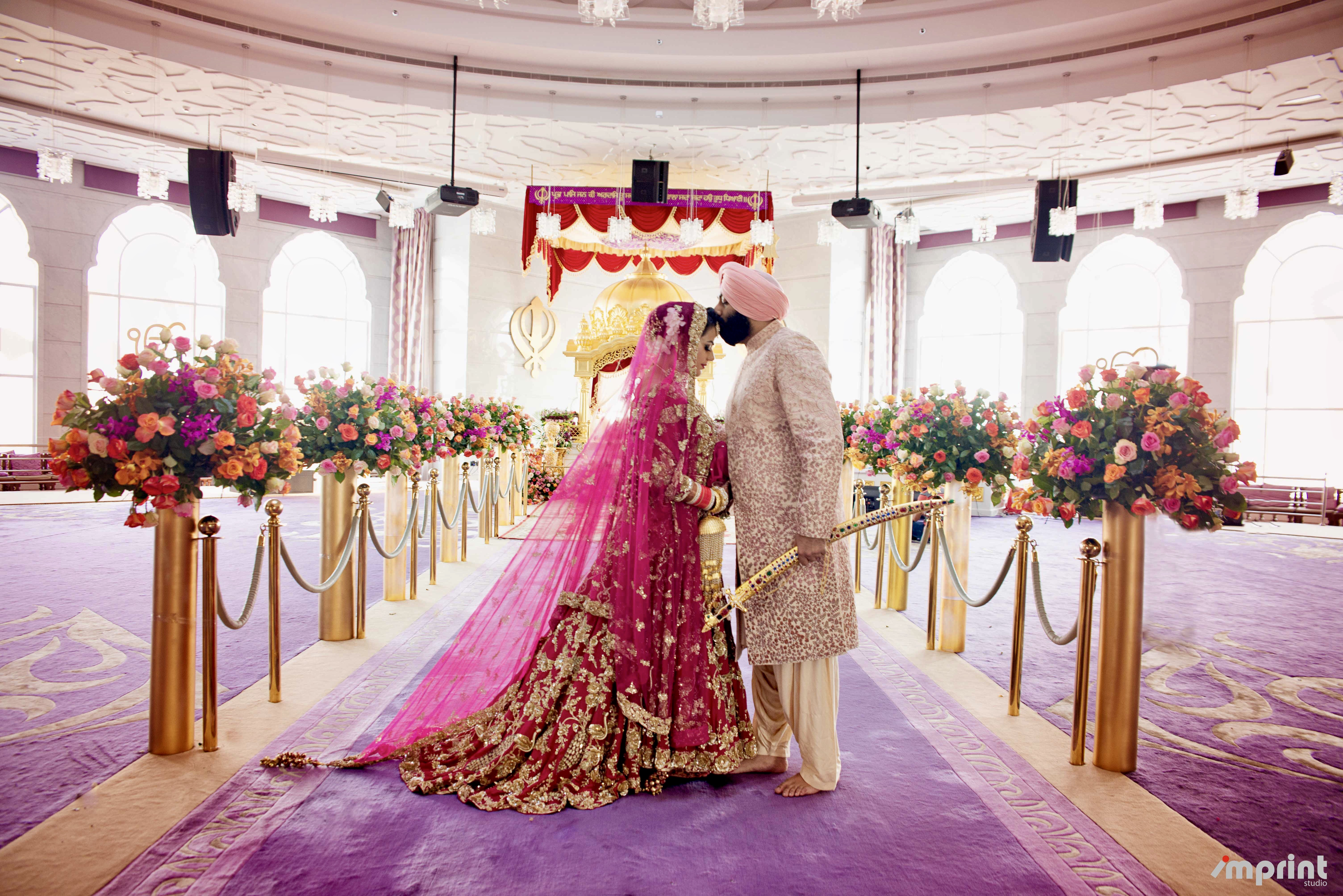 Wedding Inspiration From A Grand Punjabi Wedding