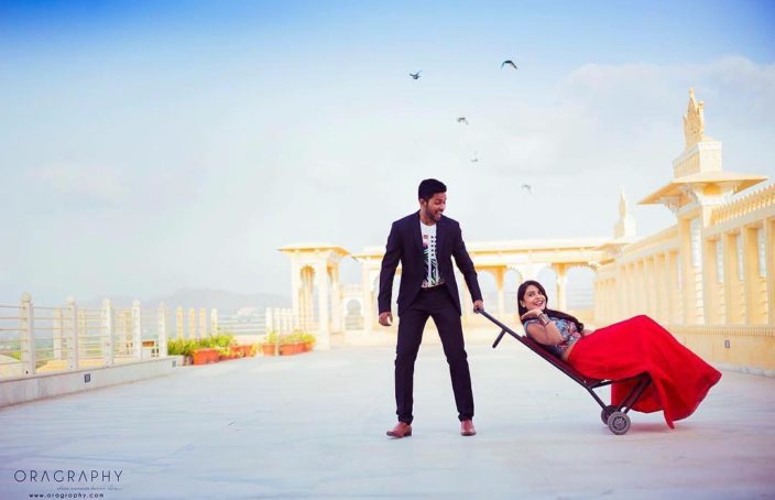 Prewedding Shoot Ideas