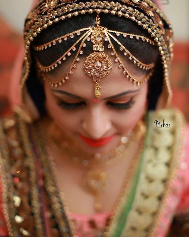 Indian Bridal Jewellery - Maangtika