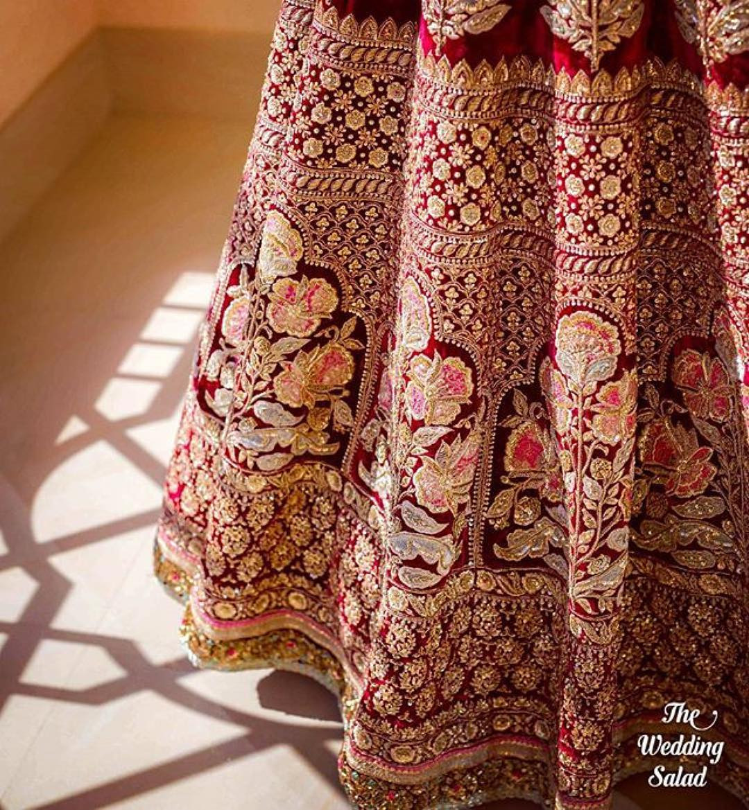 Bridal Lehenga Shots