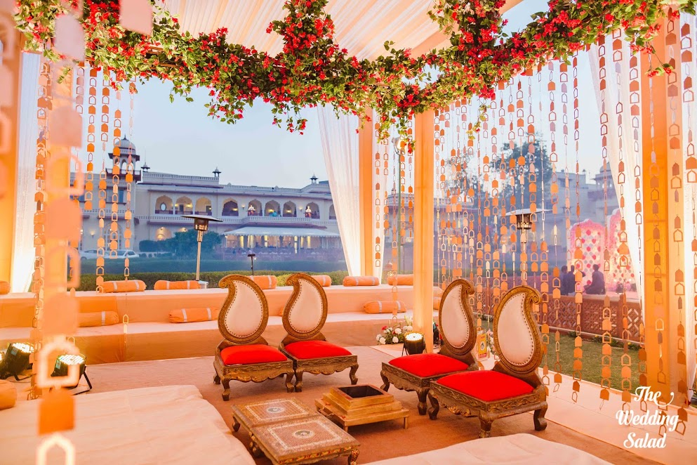 Wedding Ideas From A Bohemian Jaipur Wedding