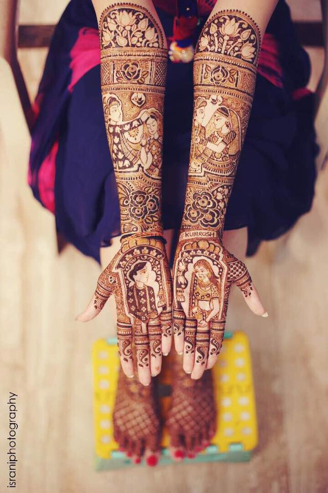 Mehendi Fun and Personalized