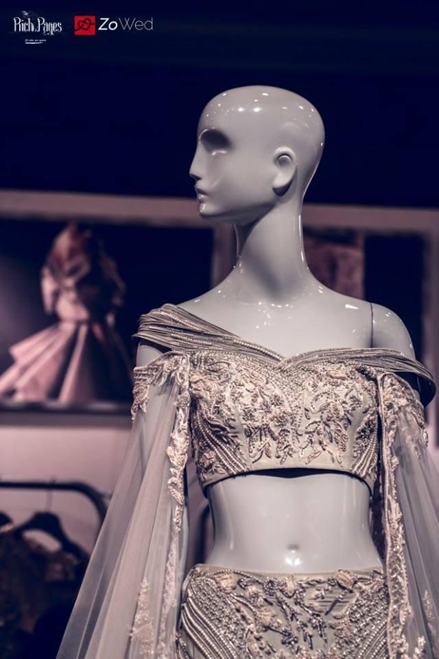 Gaurav Gupta gowns