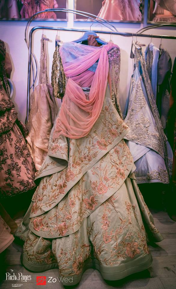 Gaurav Gupta Bridal wear