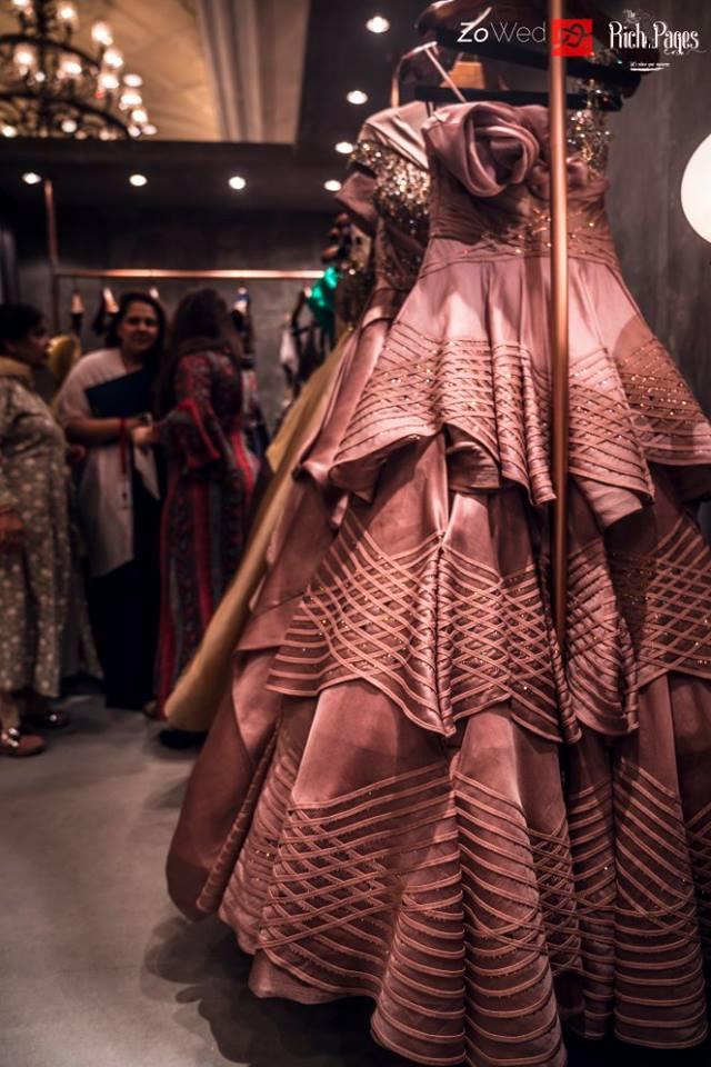 Shantanu Nikhil Gowns