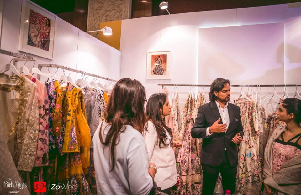 Rahul Mishra designer