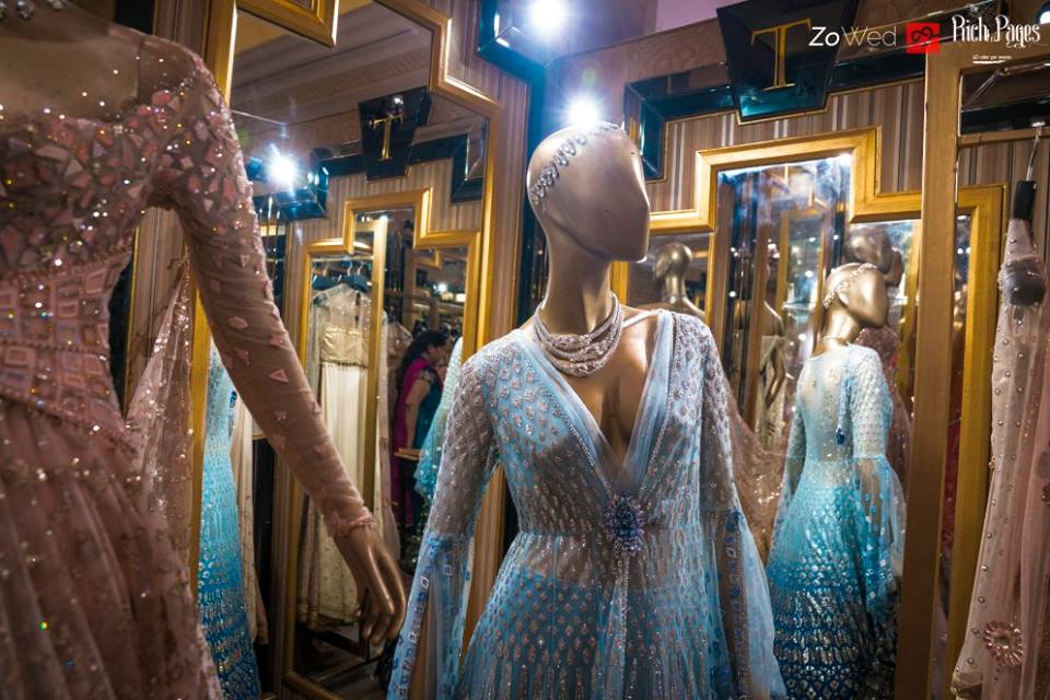 tarun tahiliani weddingwear