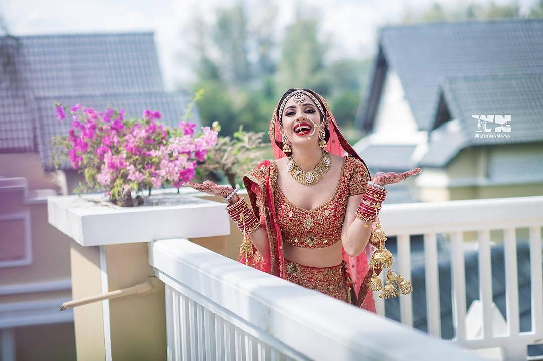 skincare routine for winter brides