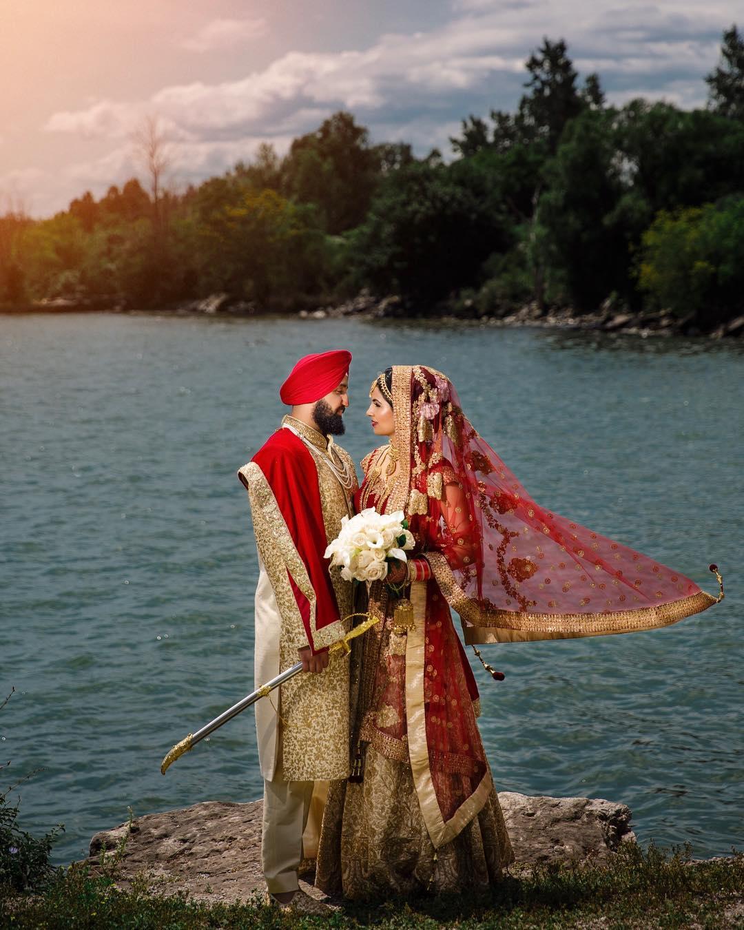 Punjabi Wedding in USA