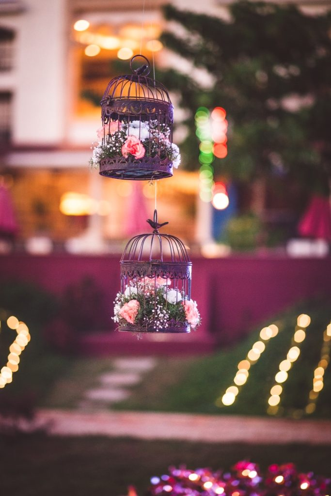 Goa Wedding Decor