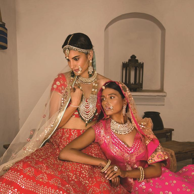 Wedding Diamond jewellery
