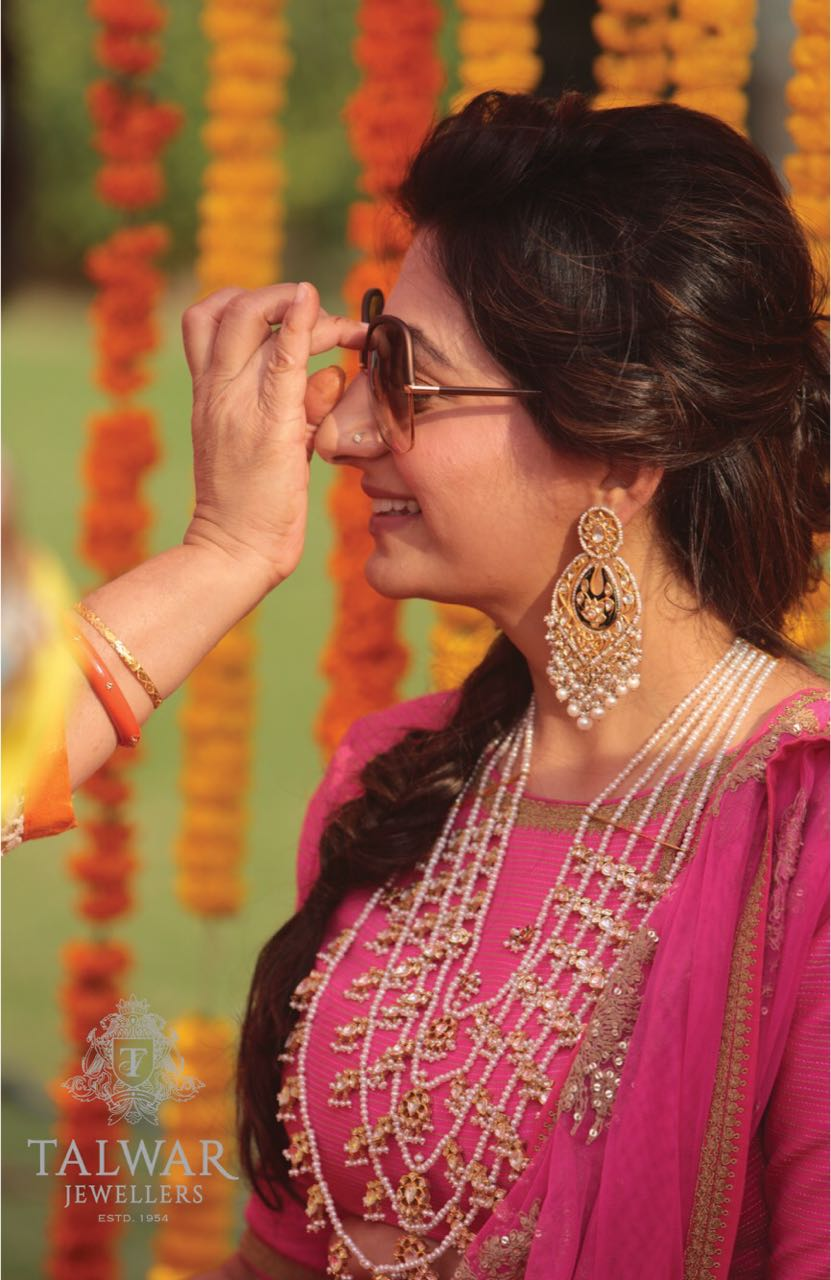 Wedding Jewellery Trends This Season Revealed By Talwar