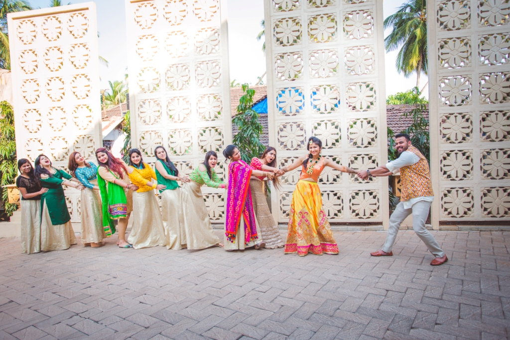 Mehendi party games