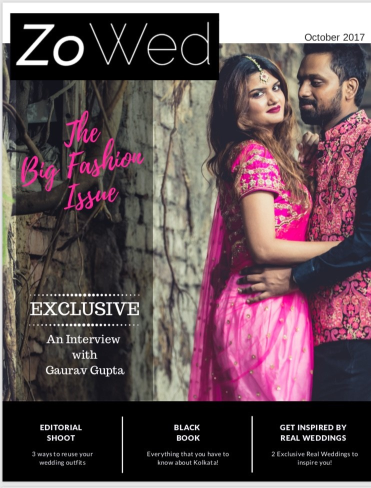 wedding planning guide magazine
