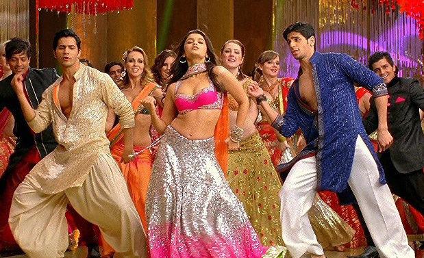 Bollywood destination wedding