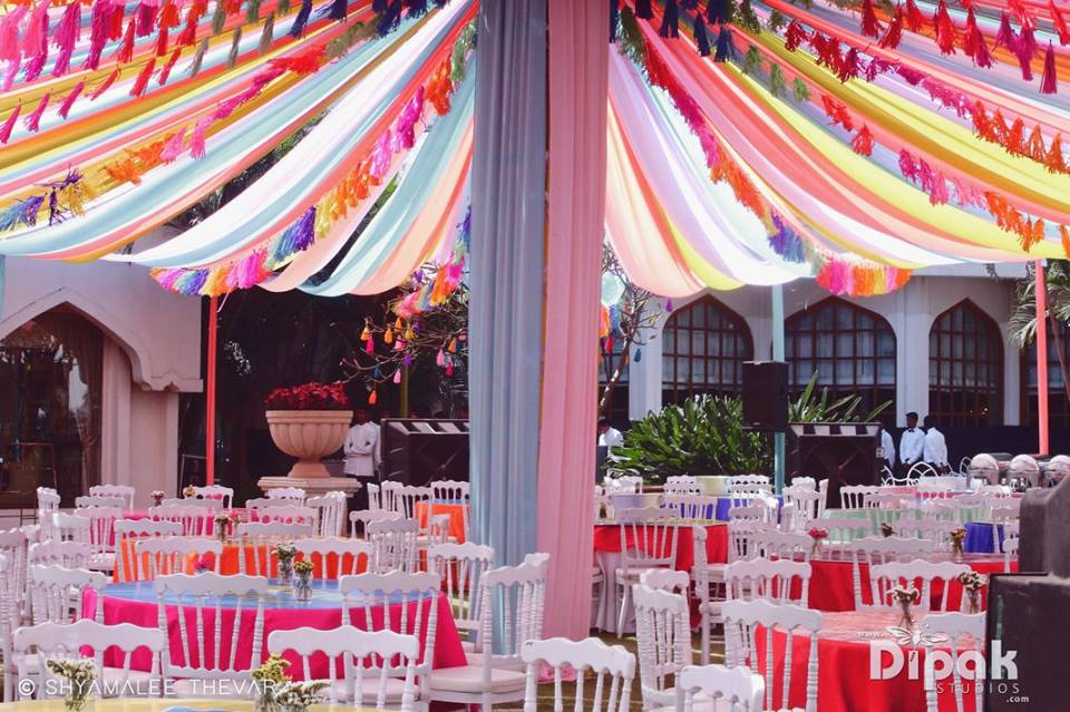 wedding decor trends