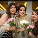 pastel wedding lehenga