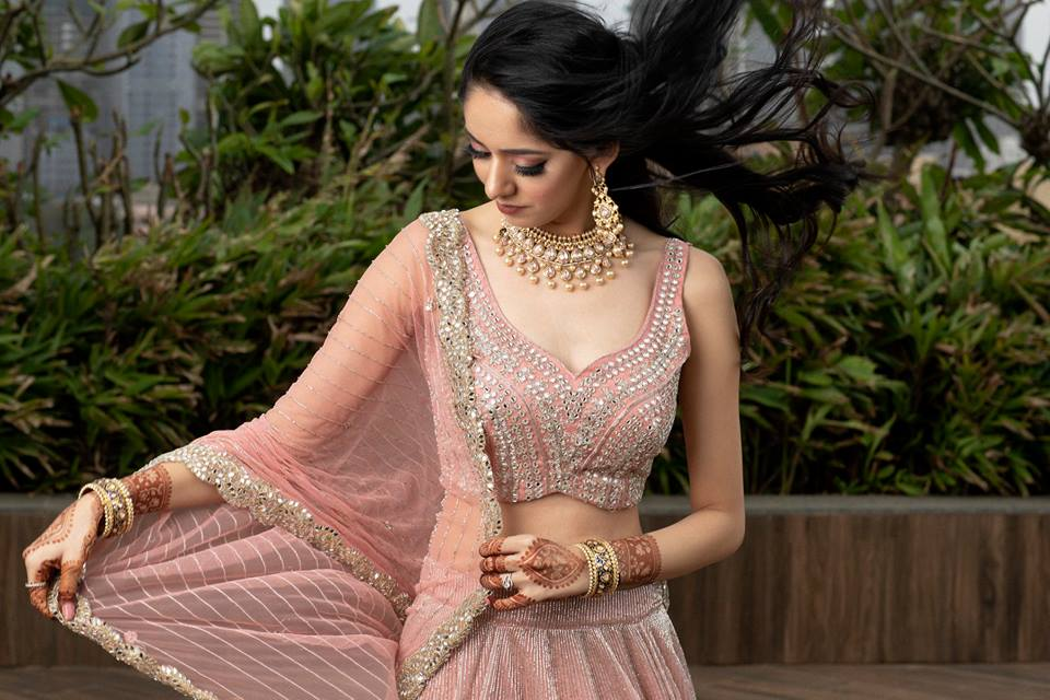 wedding fashion pastel