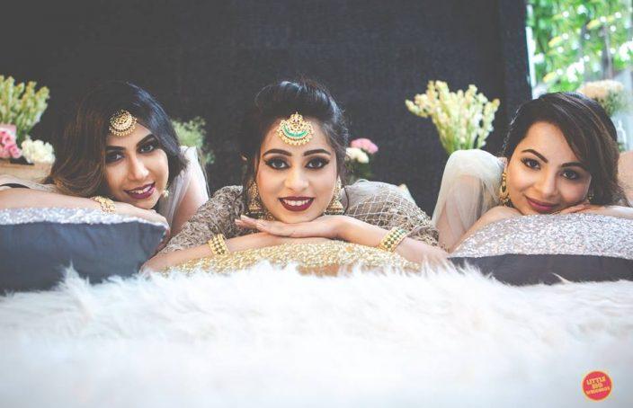 subtle bridal makeup