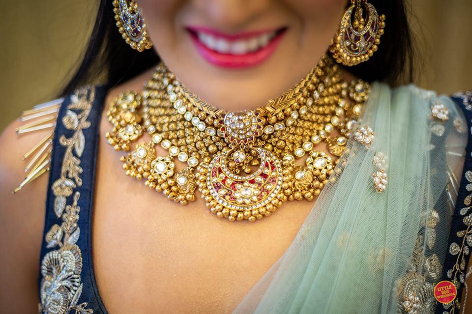 bridal jewelry manubhai jewelers