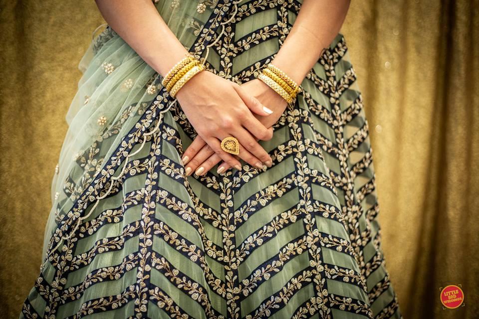 bridal jewellery manubhai jewels