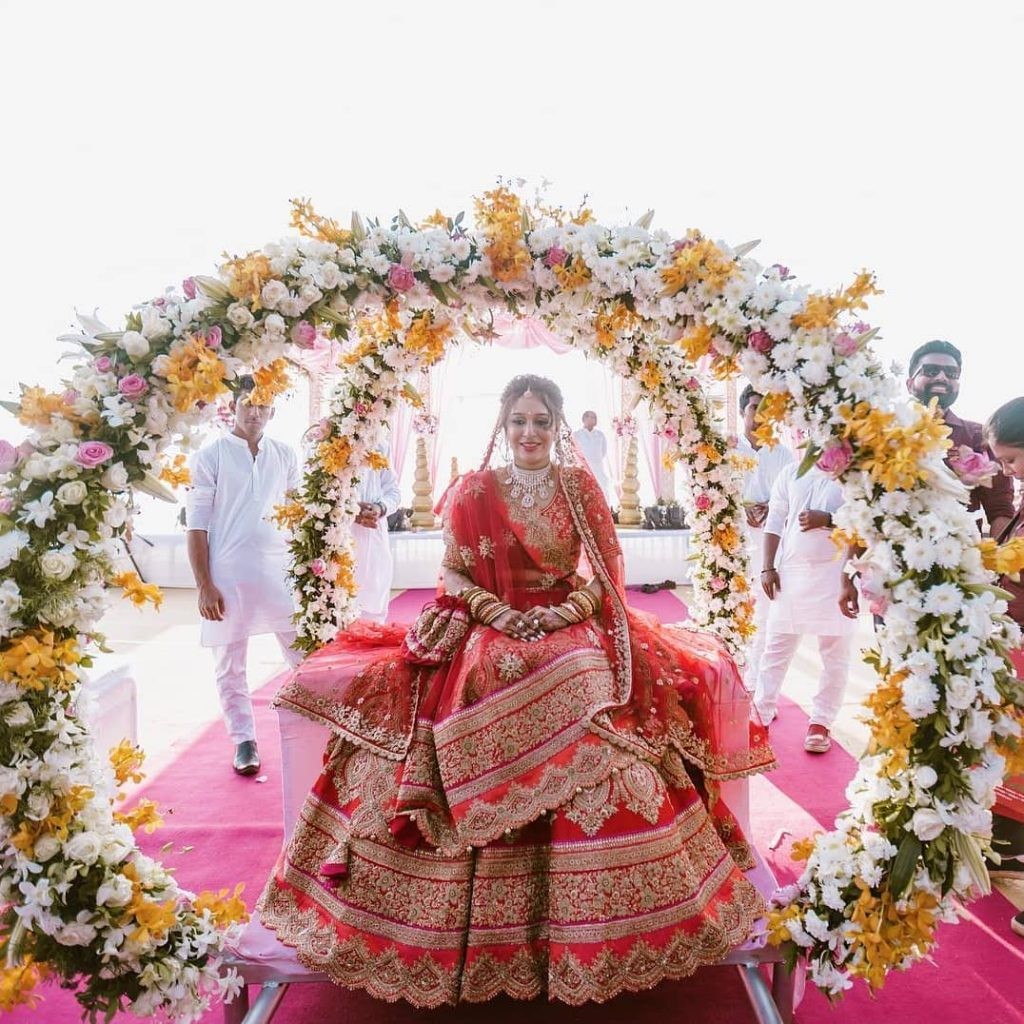 Bridal Entry Ideas