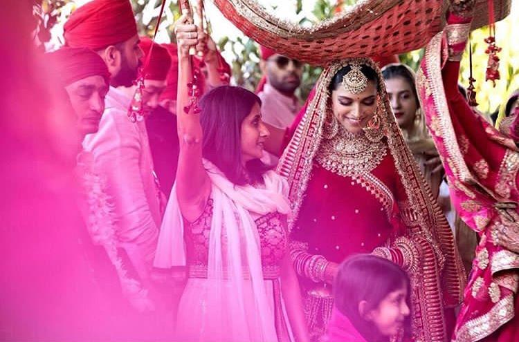 Deepika Ranveer Wedding