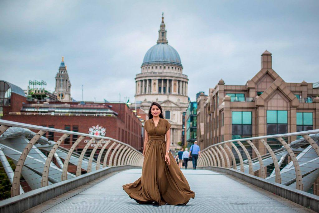 Indian Prewedding in London