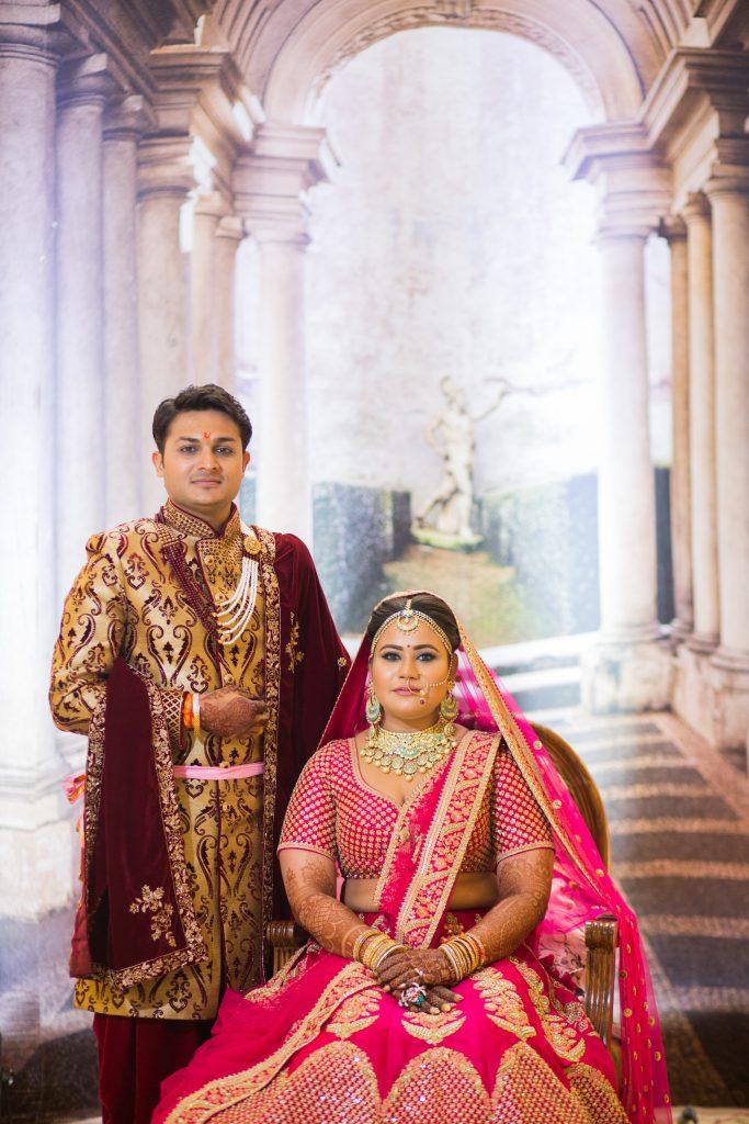 A Sabya Bride