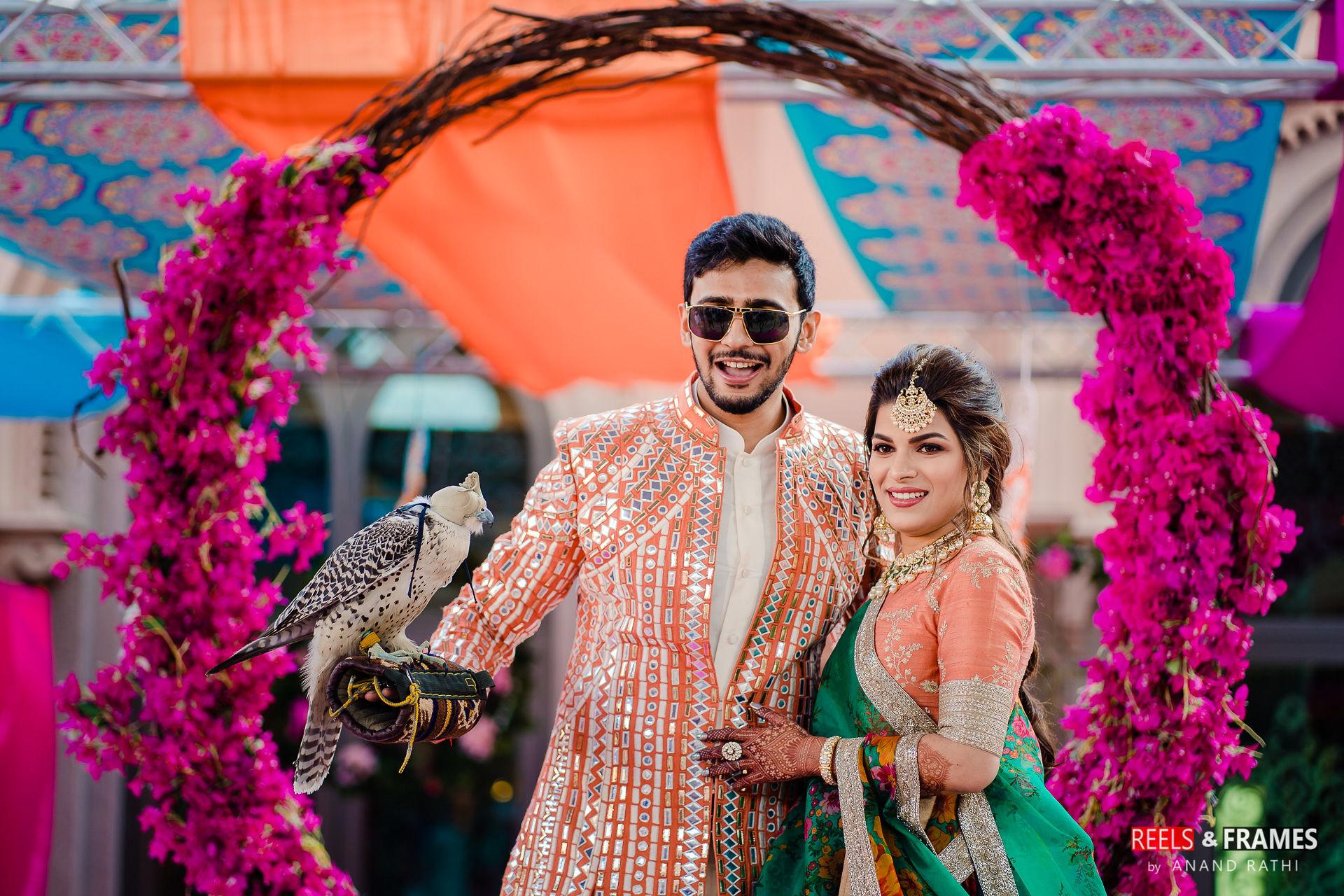 Destination Wedding in Abu Dhabi