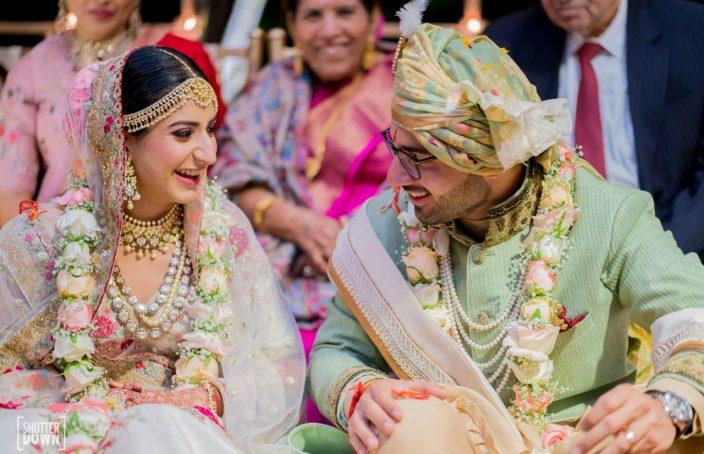 Sabya bride