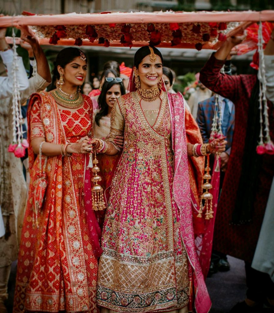 Our Top Bride Entry Songs This Wedding Season To Make It