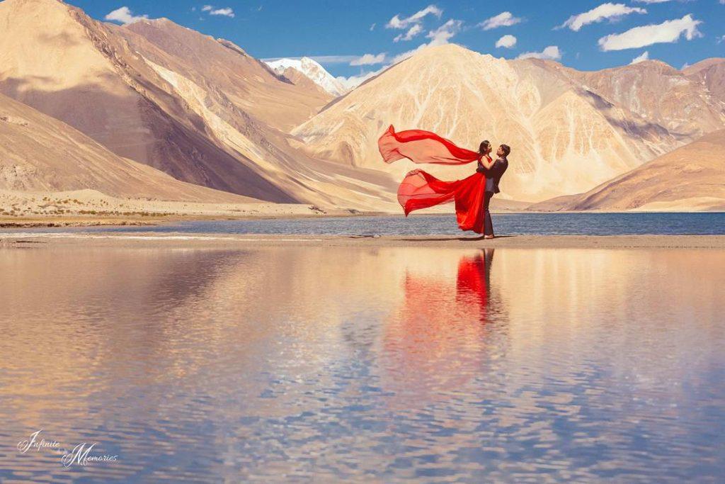 leh ladakh prewedding