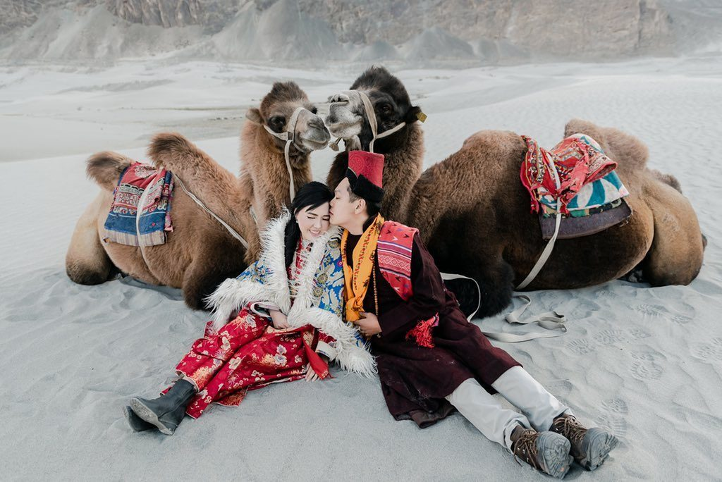 Prewedding in Leh