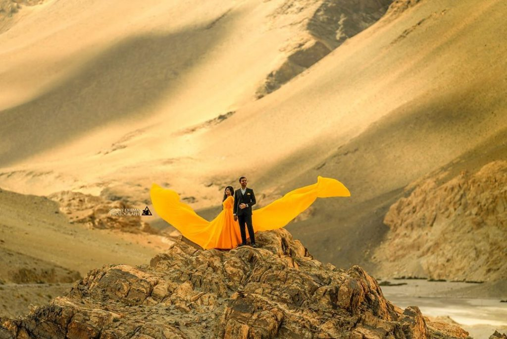 Leh Ladakh photoshoot